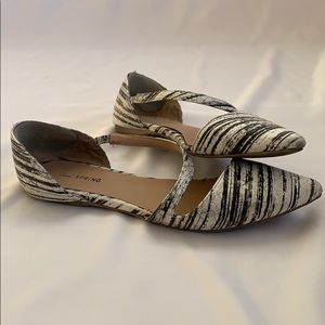 Ballet flats (used)